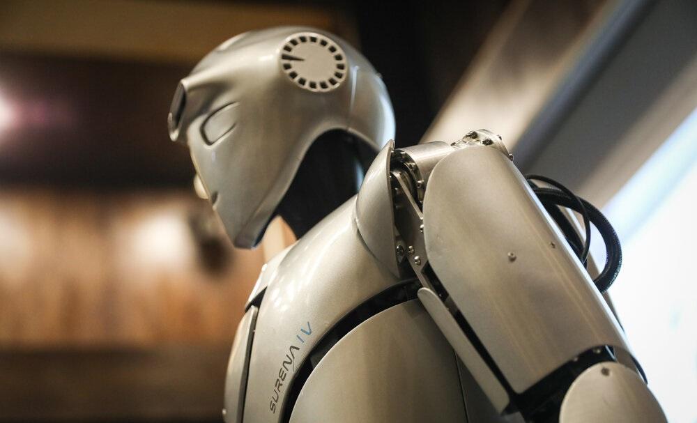 ربات انساننمای سورنا