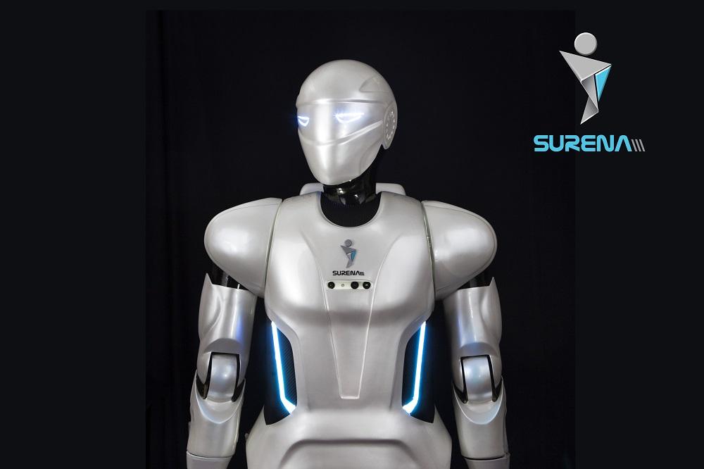 ربات انساننمای سورنا 3