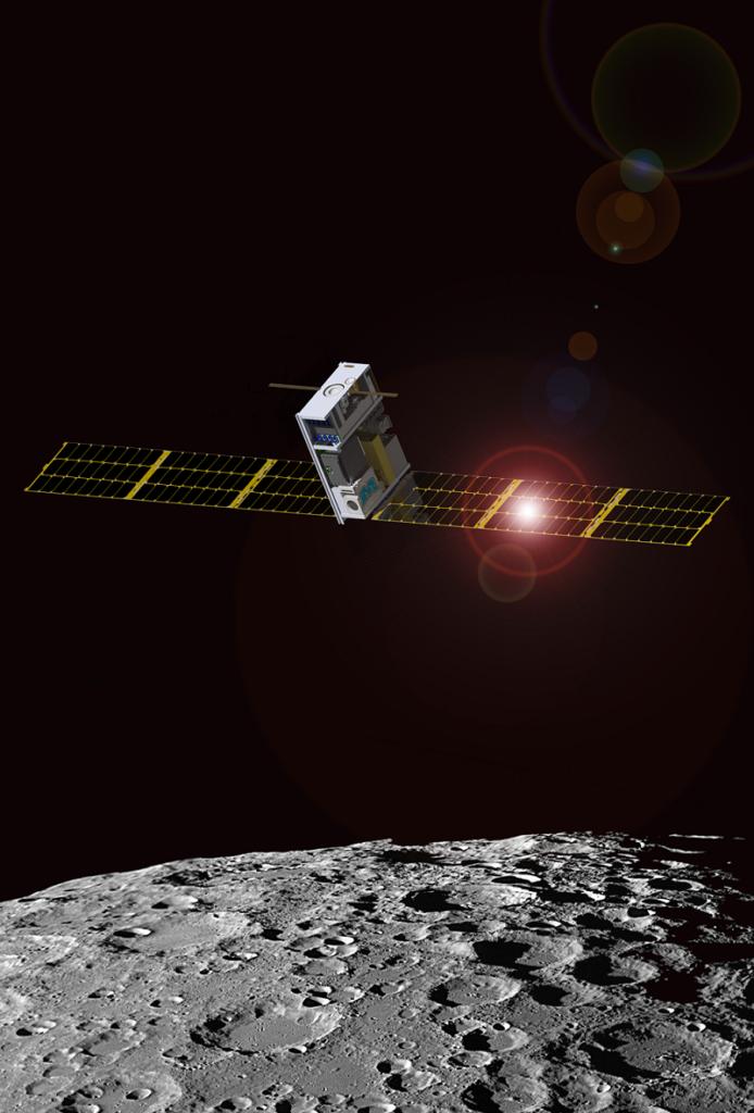 مأموریت Lunar IceCube برای یافتن منابع موردنیاز حضور مستمر در ماه