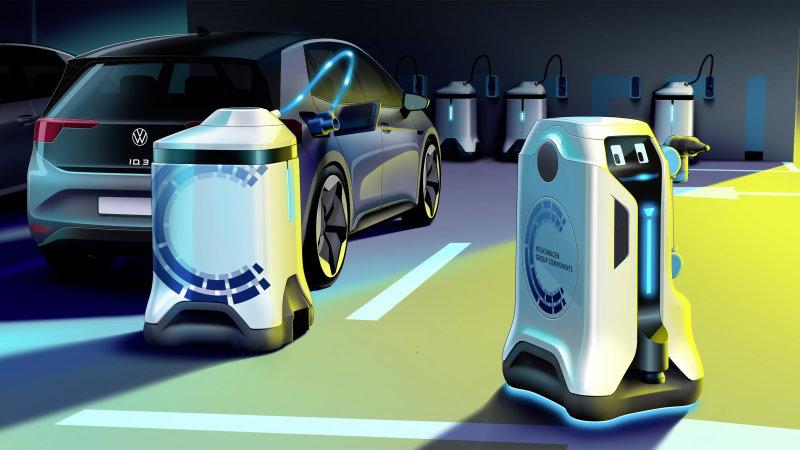 شارژ خودروهای بیشتر