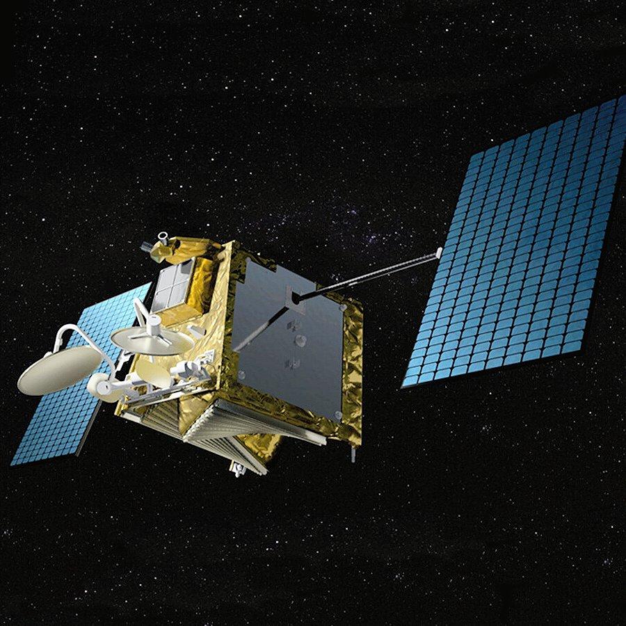 نمونهای از ماهواره شرکت OneWeb